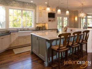 j ellen Design LLC Beautiful Kitchen