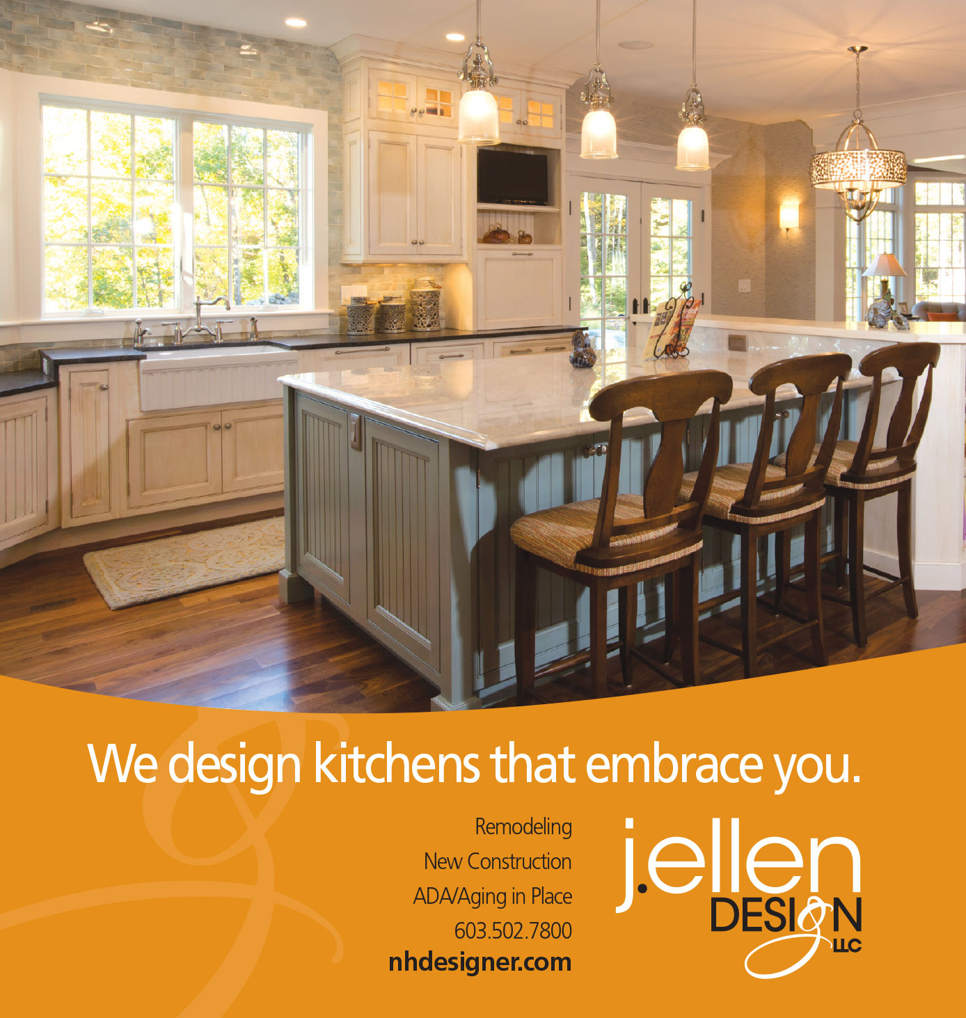 Manchester new hampshire 39 s premiere interior designer for Ellen brotman interior designs
