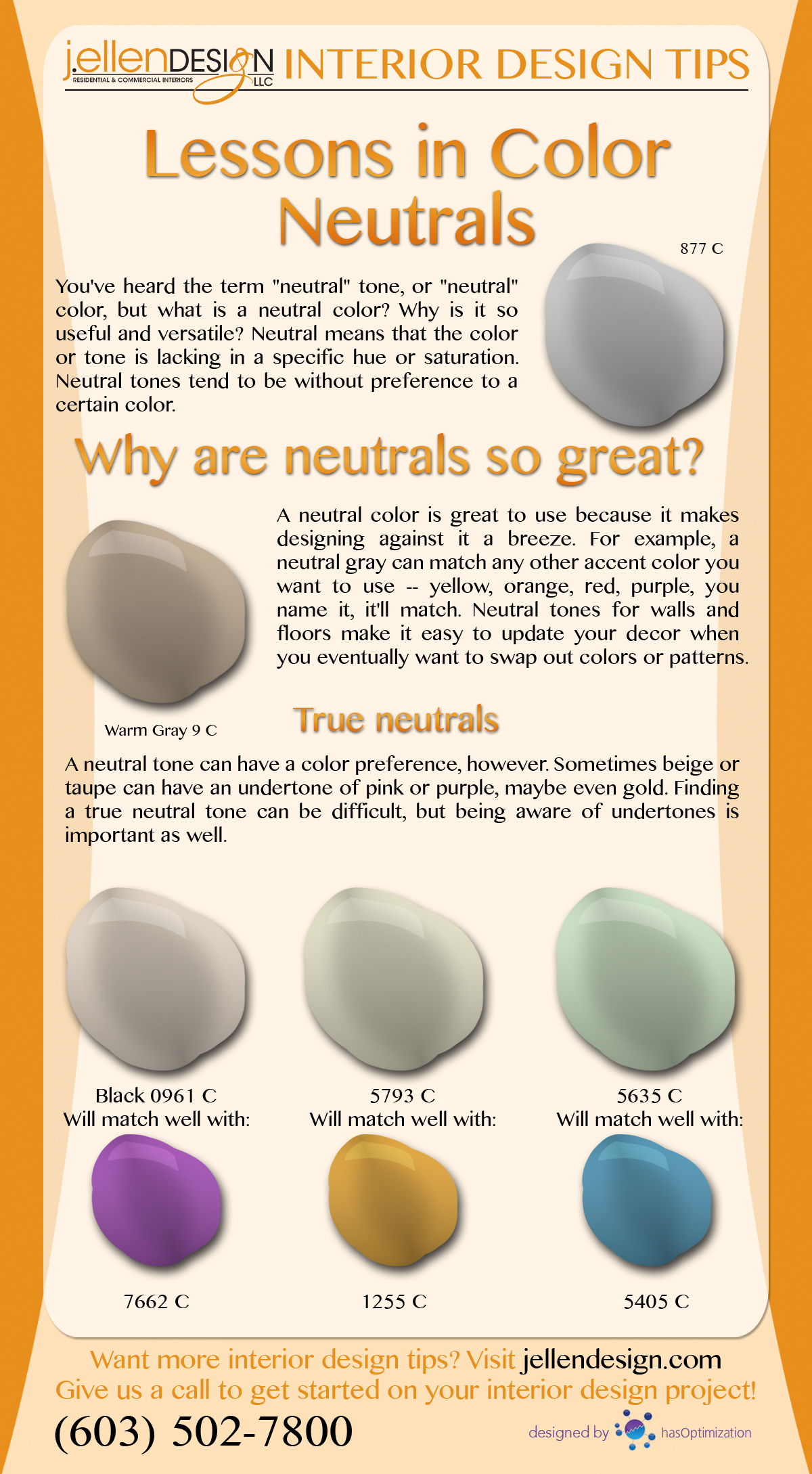 Neutral Color & What it is