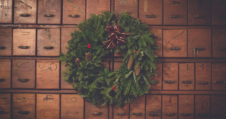 Traditional Balsam Fir Wreath