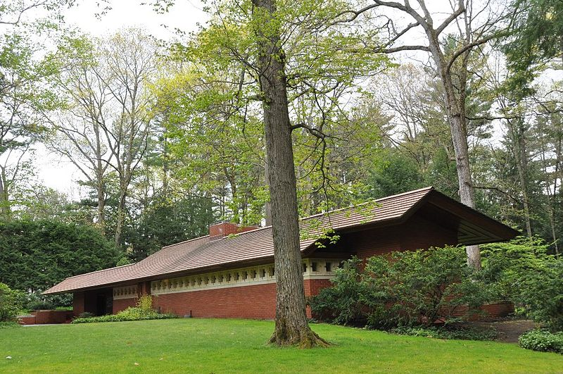 Zimmerman House, Frank Lloyd Wright House