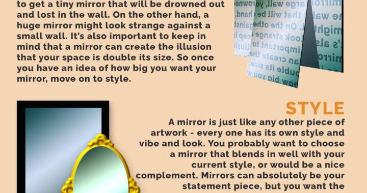 Mirror Infographic